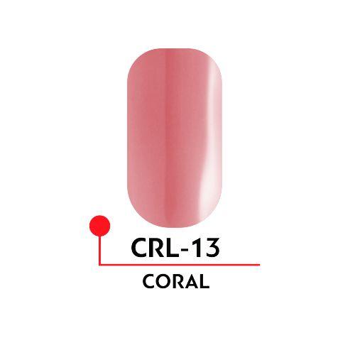 Гель-лак CORAL №13 (5 мл)