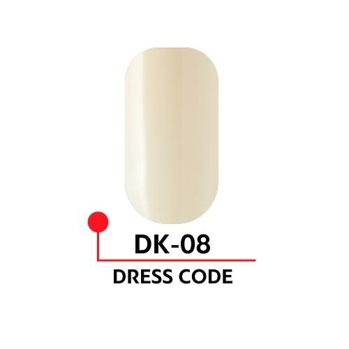 """Гель-лак """"DRESS CODE"""" №08, 5 мл"""