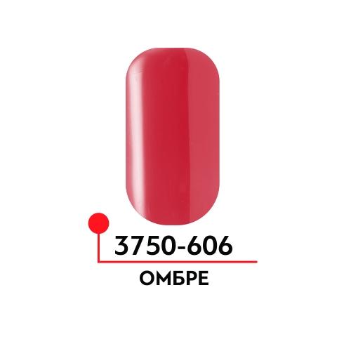Гель лак - красный 606