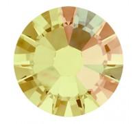 Стразы Swarovski № 6 AB, цвет лимонный 50 шт.