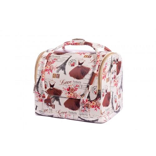 Сумка - чемодан для мастера кожзам
