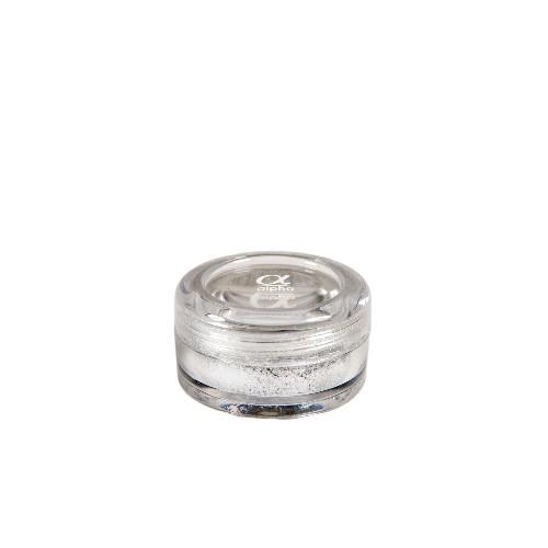 Пигмент перламутровый в баночке ALPHA №04, серебро