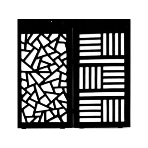 Трафарет виниловый для дизайна ногтей NK-19