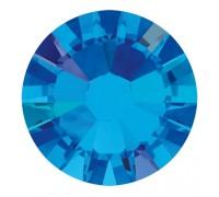 Стразы Swarovski № 6 AB синие 50 шт.