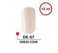 Гель-лак DRESS CODE №07 (10 мл)