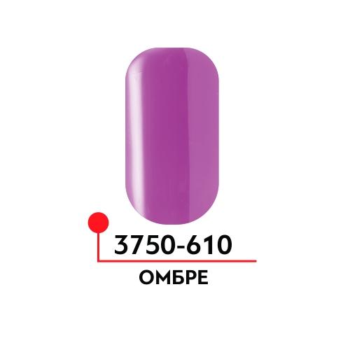 Гель лак - фиолет  610