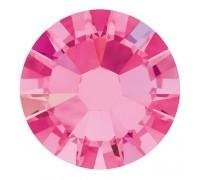 Стразы Swarovski № 6 AB розовые 50 шт.