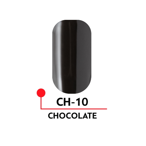 """Гель-лак """"CHOCOLATE"""" №10, 5 мл"""