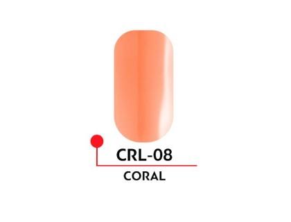 Гель-лак CORAL №08 (5 мл)