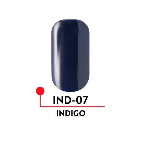Гель-лак INDIGO №07 (5 мл)