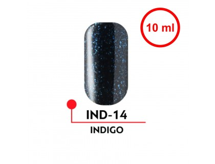 Гель-лак INDIGO №14 (10 мл)