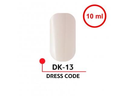 Гель-лак DRESS CODE №13 (10 мл)