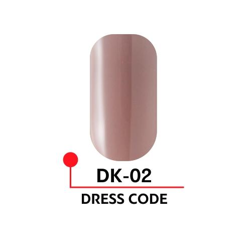 """Гель-лак """"DRESS CODE"""" №02, 5 мл"""