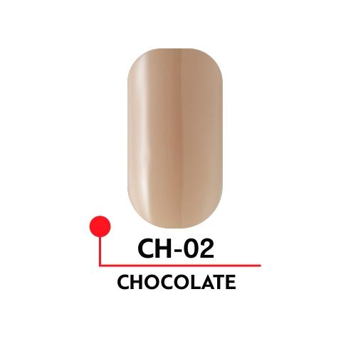 """Гель-лак """"CHOCOLATE"""" №02, 5 мл"""