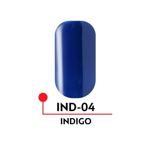 Гель-лак INDIGO №04 (5 мл)