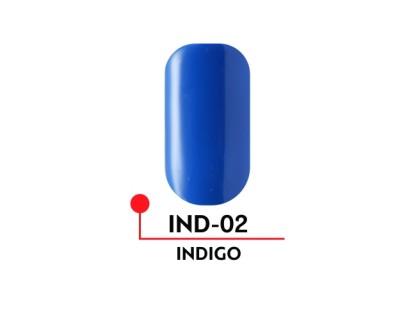 Гель-лак INDIGO №02 (5 мл)