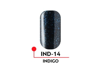 Гель-лак INDIGO №14 (5 мл)