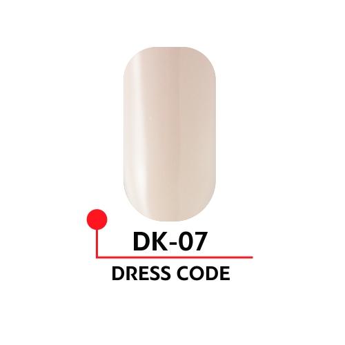 """Гель-лак """"DRESS CODE"""" №07, 5 мл"""