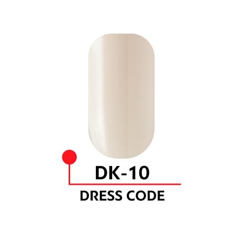 """Гель-лак """"DRESS CODE"""" №10, 5 мл"""