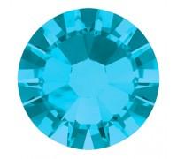 Стразы Swarovski № 6, цвет бирюзовые 50 шт.